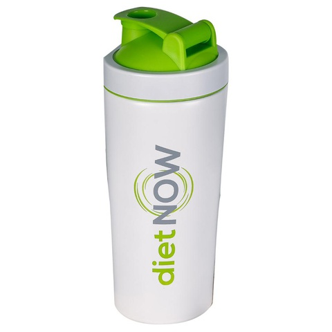 Diet Now Stainless Steel Shaker
